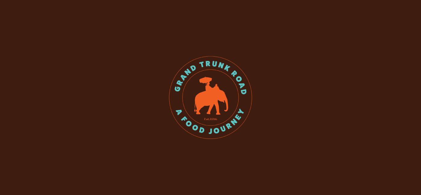 Grand Trunk Road Logo Design