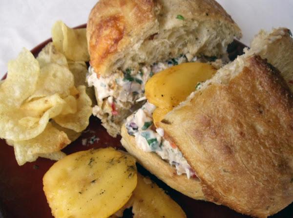 Kat's Southwest Chicken Salad Recipe