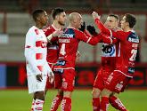 Standard blijft achter met 4 op 18 na gelijkspel in Kortrijk