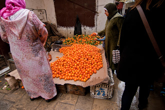 Photo: I think I ate more mandarins on this trip than I ever have