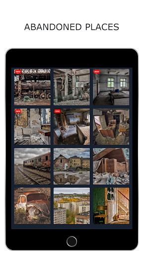 Urbex Jigsaw Puzzles screenshot 5