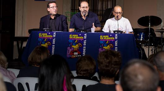 Lleno total en 'El Jazz en Almería', primera cita otoñal de Las tardes del IEA