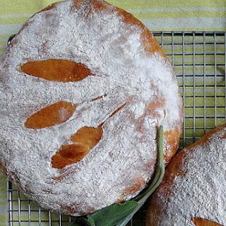 Savory Pumpkin Sage Bread