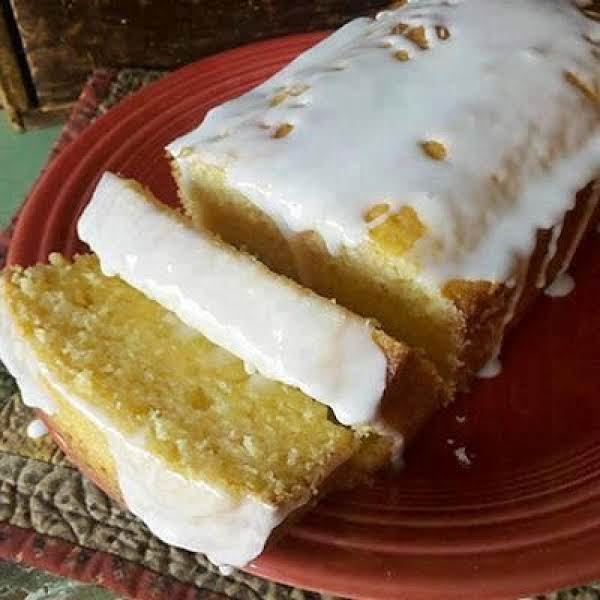 Luxurious Lemon Loaf Recipe