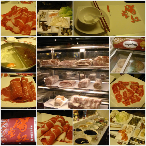 以吃到飽的麻辣鍋來說算是精緻的了,肉品部位選擇很多樣,建議可以都試試找出自己喜愛的部位再盡情開吃。