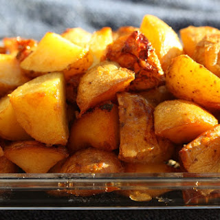 Honey Roasted Potatoes Recipes.