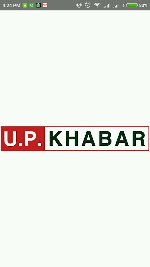 UP Khabar (Official)- screenshot