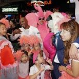 halloween street party at LKF in Hong Kong in Hong Kong, , Hong Kong SAR