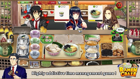 Ramen Craze – Fun Kitchen Cooking Game Apk Download For Android and Iphone 1