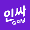 인싸채팅 - 인싸를 위한 채팅 무료채팅 랜덤채팅 만남 icon