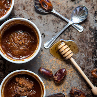Gluten Free Sticky Date Self Saucing Pudding Recipe - Thermomix