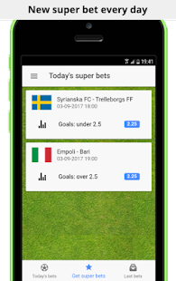 Sure Bets - High Odds Betting Tips - náhled