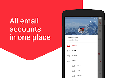 myMail Email for Hotmail, Gmail and Outlook Mail v 10 4