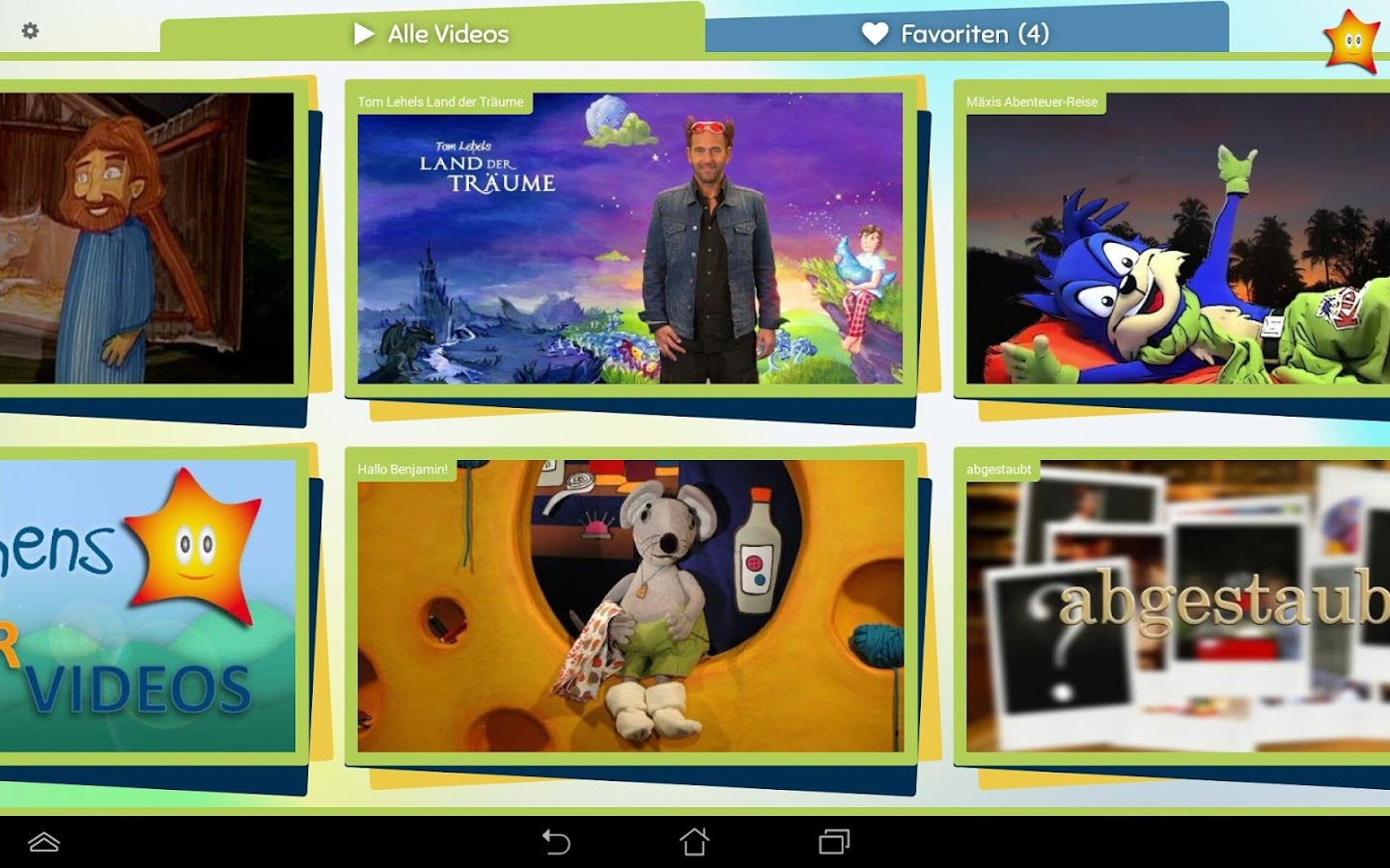 Bibel TV Kids- screenshot