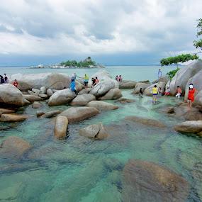 by Boy De - Landscapes Beaches
