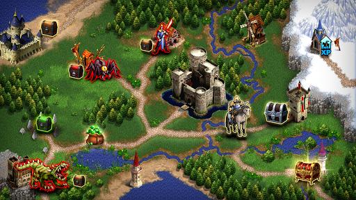 Heroes & Magic 1.1.2 APK MOD screenshots 1