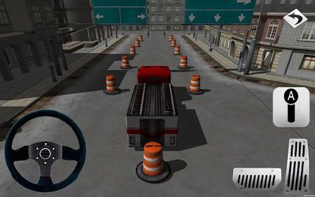 Fire Truck Parking 3D 3.0 screenshot 1113949