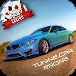 Tuning Car Racing Icon