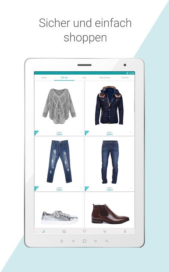 lesara dein shop f r mode lifestyle android apps auf. Black Bedroom Furniture Sets. Home Design Ideas