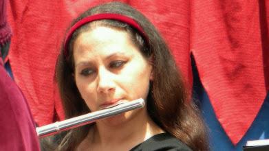 Photo: Linda Antonetti [Flöte/Oboe] (Ex-Haggard, Death Army) (Cantus Lunaris)