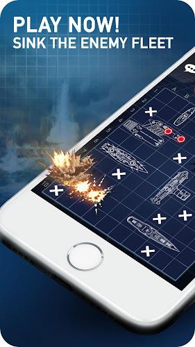 Fleet Battle - Sea Battle Android App Screenshot