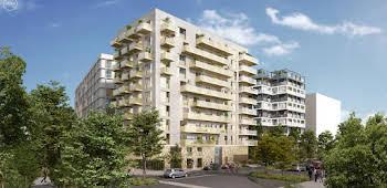 Appartement 2 pièces 37,8 m2