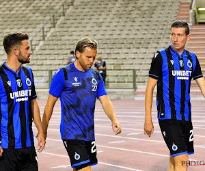 """De ontgoocheling is enorm bij Club Brugge: """"Zo lang, zo hard naar toegeleefd en dan alles weggegeven in 45 minuten"""""""