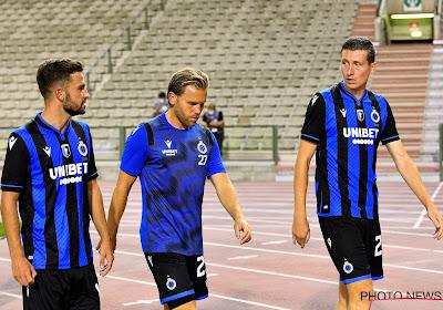 """Franky Van der Elst kritisch voor het middenveld van Club Brugge: """"Vanaken en Vormer worden niet gevonden"""""""
