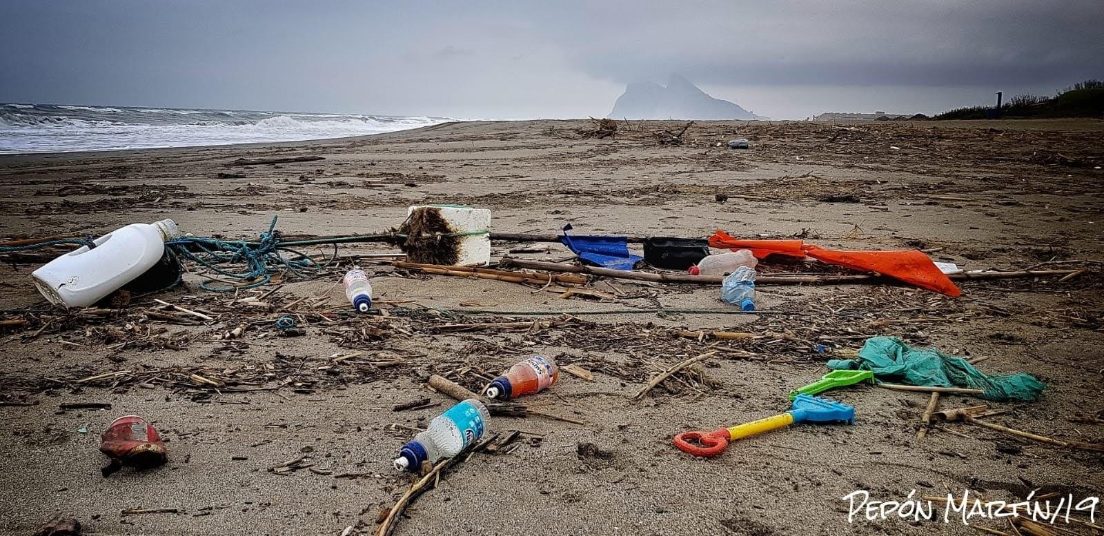 Verdemar Ecologistas en Acción lamenta el aumento de plástico en nuestras costas