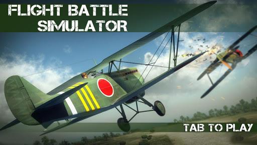Flight Battle Simulator