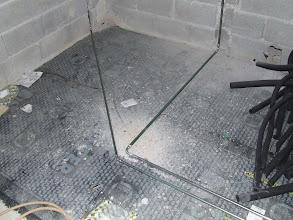 Photo: razvodi v kletnih prostorih
