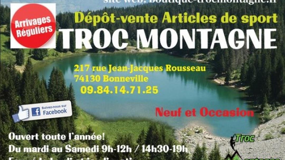 477f06e1db Troc Montagne Dépôt Vente Tout Sports; Ski, randonnée, moto, vtt ...