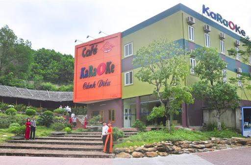Khu Cafe - Karaoke Cánh Diều