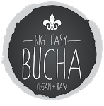 Logo for Big Easy Bucha
