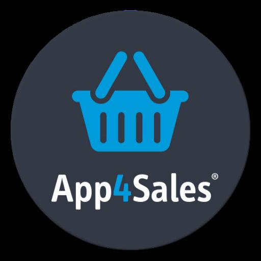 App4Sales - Sales Rep, Order Taking & Catalog App