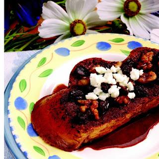 Recipe-Abuelita Bread Pudding.