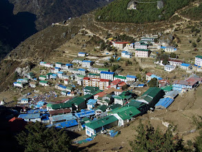 Photo: Namche Bazar