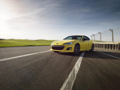 Subaru announces 2017 BRZ Series.Yellow