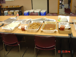 Photo: Lunch -- Thank you Charlie KC0RYK