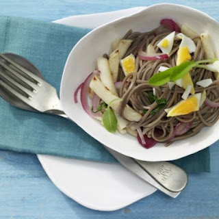 Soba Noodles with Turnips
