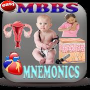 Complete MBBS Mnemonics