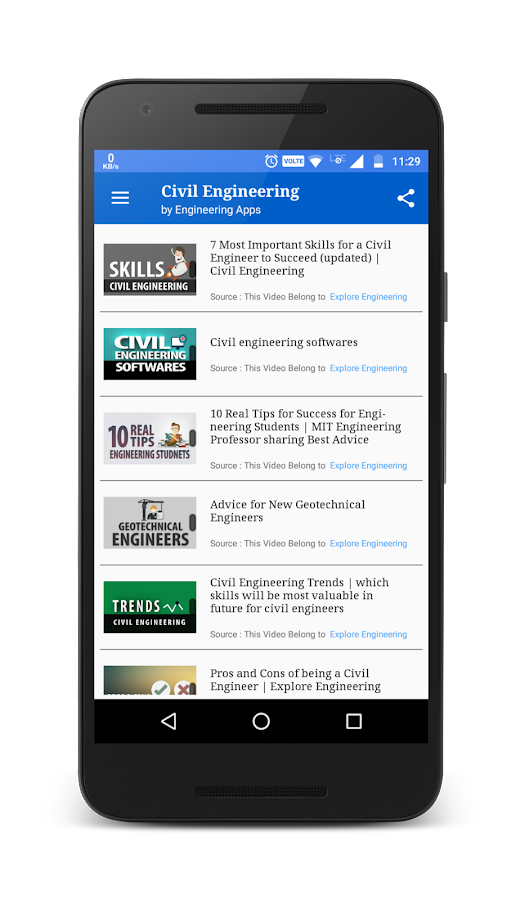 Civil engineering android apps on google play civil engineering screenshot fandeluxe Images