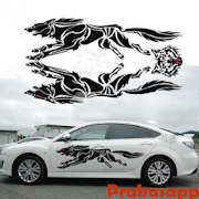 car stickers design