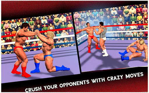 Incredible ProWrestling Revolution Fighting Game 1.0.6 {cheat|hack|gameplay|apk mod|resources generator} 3