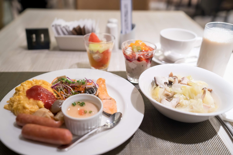 ANAクラウンプラザホテル福岡 朝食