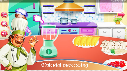 Cooking Chicken Wings- Cooking Diary- Star Chef 1.0 screenshots 4