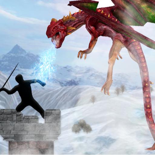 Dragon Hunting 2018 : Pro Sniper Shooting Warrior