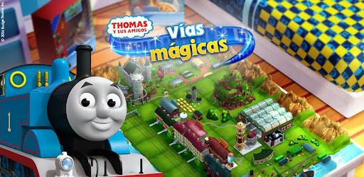 Thomas Y Sus Amigos Vías Mágicas Aplicaciones En Google Play