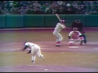 1976 World Series, Game 4: Reds at Yankees