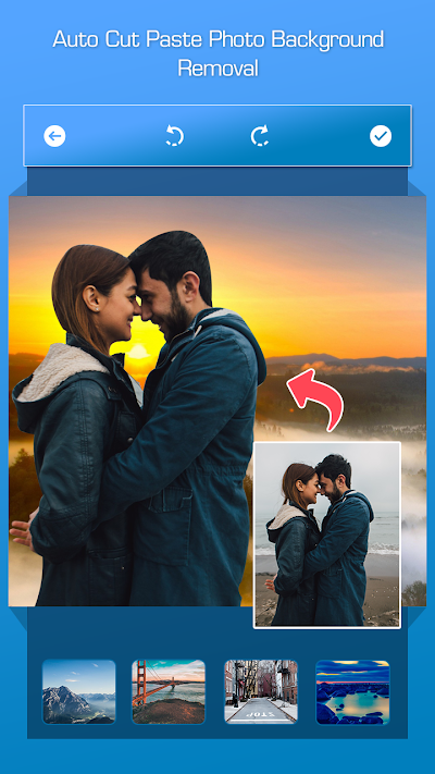 Auto Background Changer - Cut Paste Photo Editor APK Download